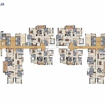 cntc-presidential-tower-layout-plan